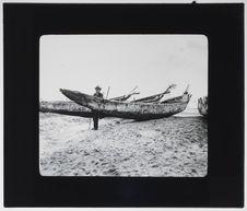 Barque en planche