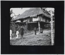 Maison du village de Xom-Gui