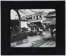 Le marché de Nambihn