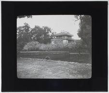 Bassin du tombeau de Minh-Mang