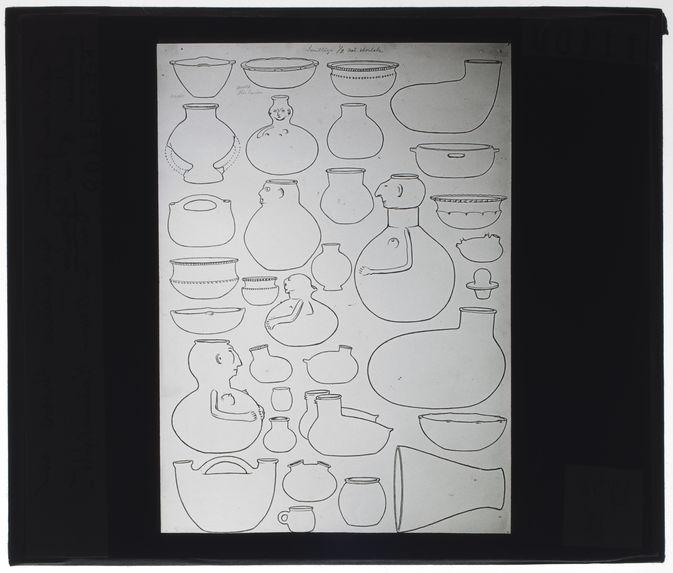Types de poterie des indiens Chocos