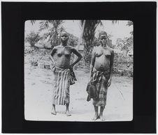 Jeune fille Baoulé
