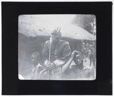 Konadio N'dri, chef du village