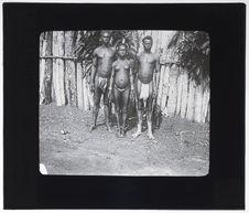 Famille Baoulé