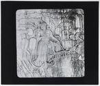 Bas-relief d'Angkor-Vat