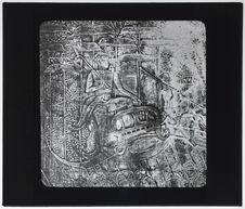 Bas-relief de la grande galerie d'Angkor-Vat