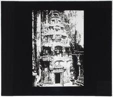 Banteai Srei, sanctuaire sud reconstruit