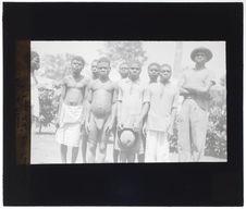 Jeunes Pygmées