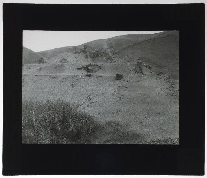 Ruines au sud de la forteresse