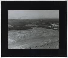 Les ruines entre la Horca et la forteresse