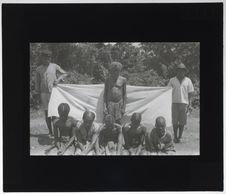 Coiffures masculines de Bandjabis