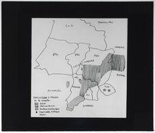 Distribution géographique de la famille Otomi