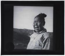Groenland [femme eskimo]