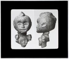 Statuette en pierre du Kissi