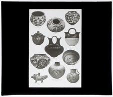Types de poteries modernes et anciennes