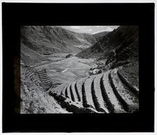 La vallée de l'Urubamba vue des terrasses