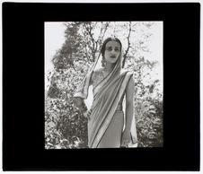 Jeune fille de haute caste Amrita Sher-Gil