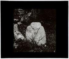 El Batan [pierre sculptée]