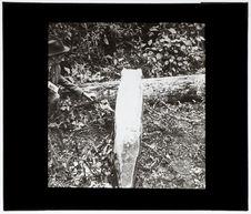 Alto de los Idolos [statue anthropomorphe]