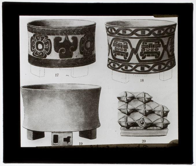 Poteries de Teotihuacan
