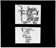 Déesses terrestres mexicaines [dessin]