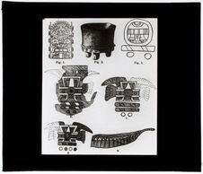 Hiéroglyphes de Teotihuacan