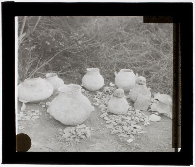 Vases précolombiens