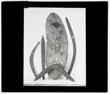 Bouclier, boomerangs, propulseurs