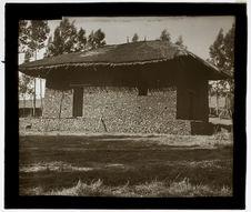 Maison des étrangers dans le palais du Ras