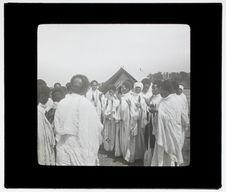 Esclaves du ras Haylou dansant