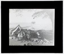 Camp de la mission Griaule
