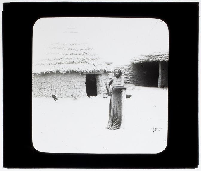 Femme arabe
