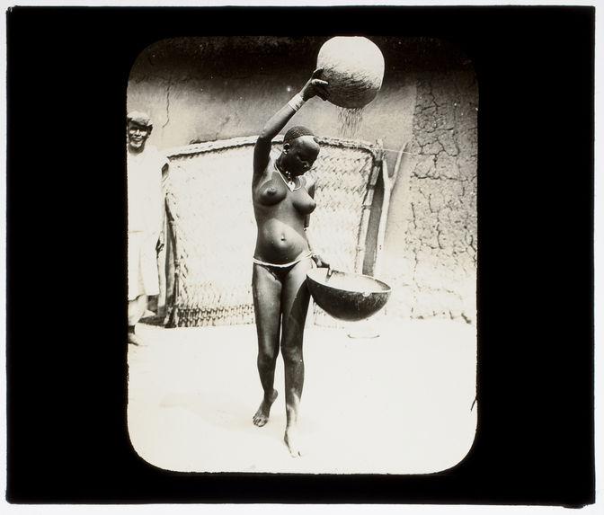 Type de femme congolaise