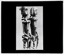 Dogon, bois dur [statuettes]