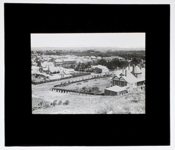 Johannesburg en 1899
