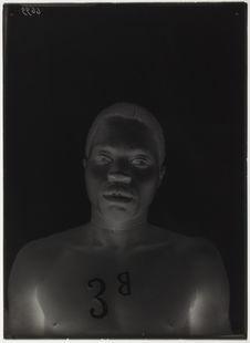 Homme Loango, face