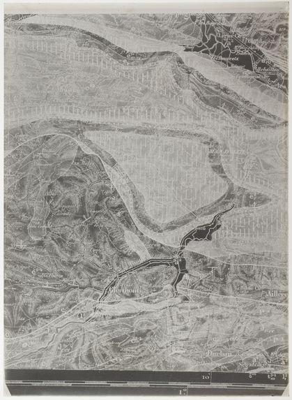 Carte géologique de l'ariège