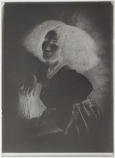 Femme filant