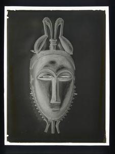 Sans titre [masque baoulé]