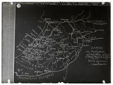 Carte de la Pacification de l'Anti Atlas