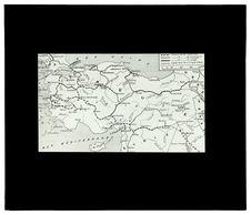 Carte d'Anatolie