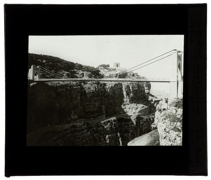 Pont sur la Rummel