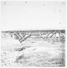 Sans titre [pont de bois sur le Rio de las Minas]