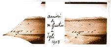Arrivée de M. Gautier à Igli. 1903