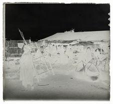 Marche en allant à Thu Dau Môt