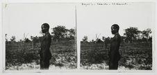 Mayéi's, Cuando, 23 novembre 1913 [homme de profil]