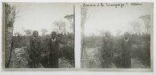 Femmes à la Luanginga