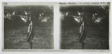 Mambus-Kushus, rivière Luiana Cuando, 18 novembre 1913 [homme de profil]