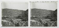 Vue du Cunène en aval des chutes Montenegro