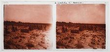 18 octobre 1913, Mokomas [hommes assis au sol]